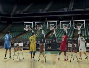 "Top Spot of the Week: NBA's ""Jingle Hoops"""