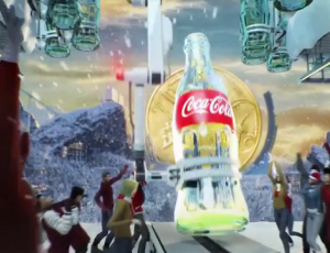 "Coke Russia's ""Sochi In Every Bottle"""